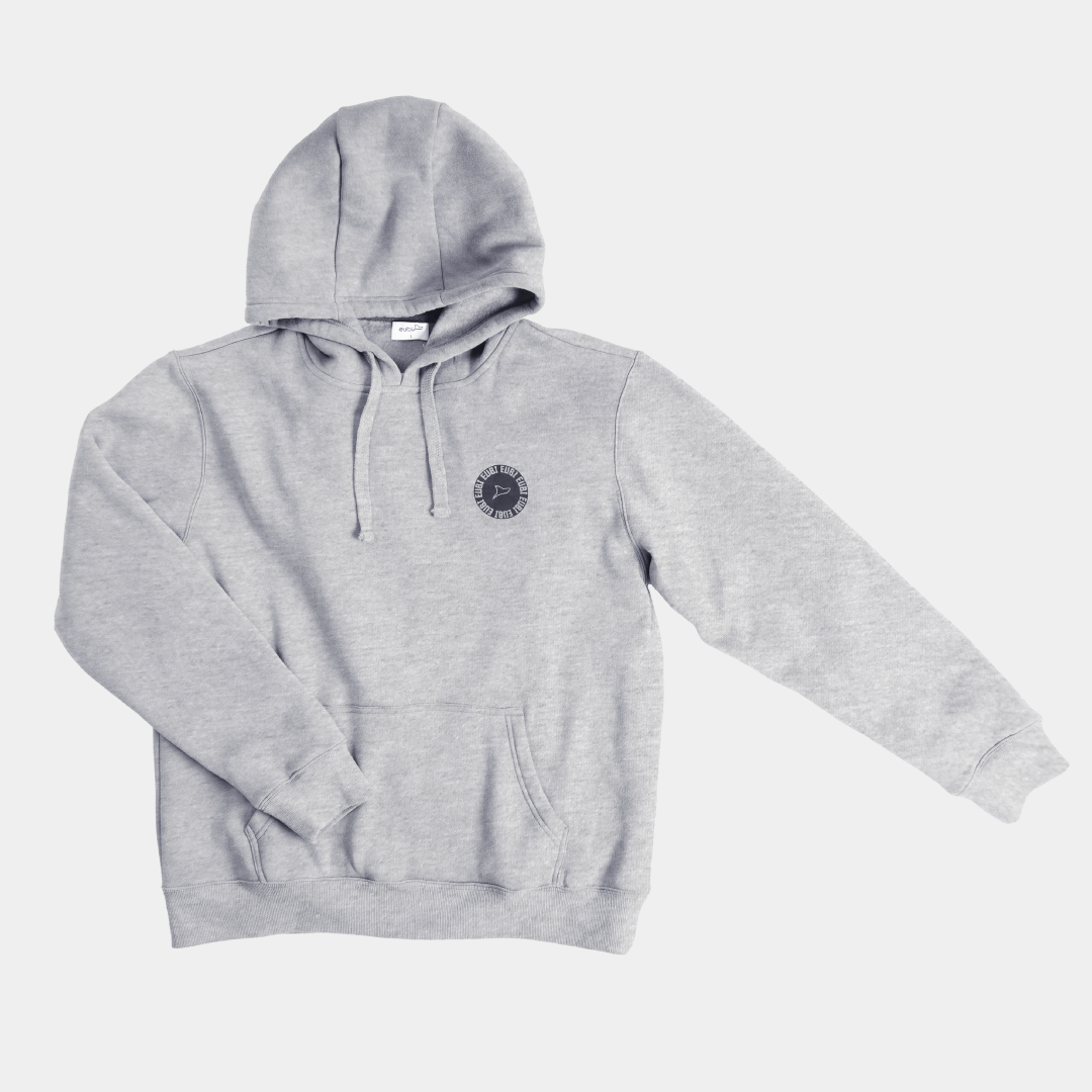 [PRE-ORDER] Heather Grey Softism Hoodie