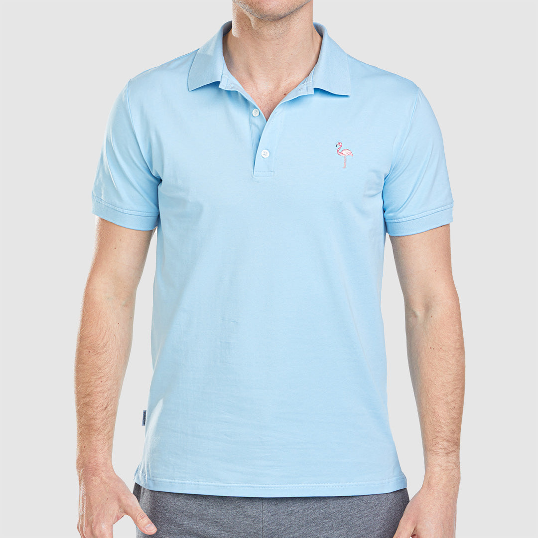 Flamingo Polo T-Shirt