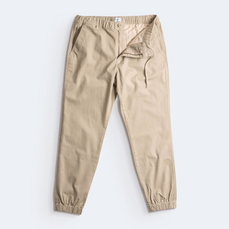 [SALE] Flex All Day Joggers - Sandy Brown