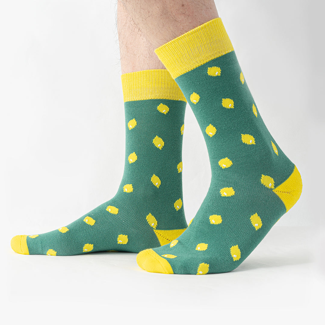 [Clearance] Lemon Socks