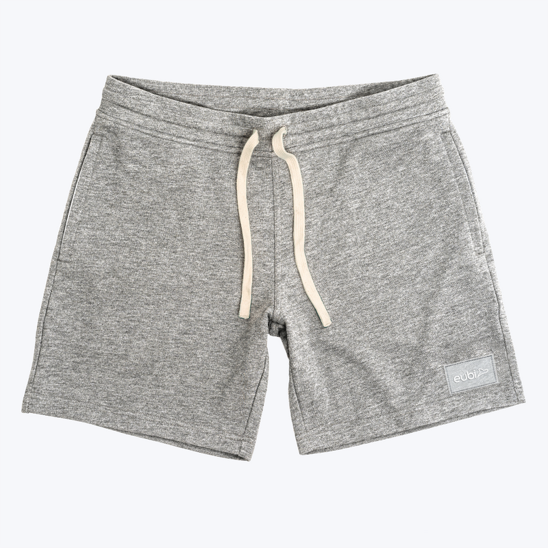 Navy Blue + Oatmeal Lounge Shorts Duo pack