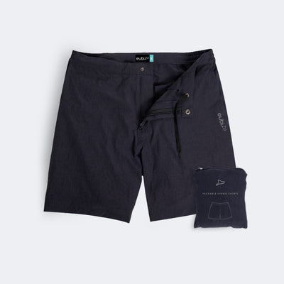 Navy Blue + Heather Gray Duo Pack