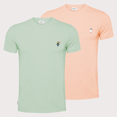 Penguin + Toucan Signature T-Shirt Bundle