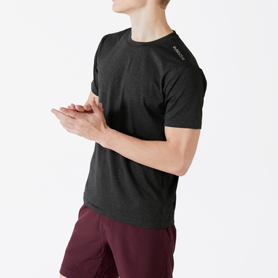 [SALE] Featherlite Active Tee - Heather Grey