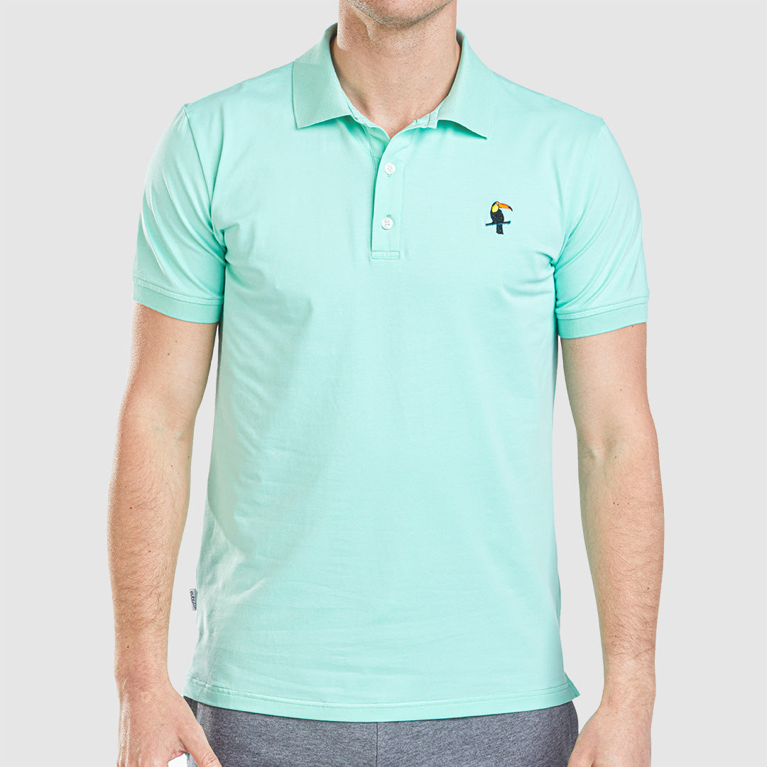Toucan Polo T-Shirt