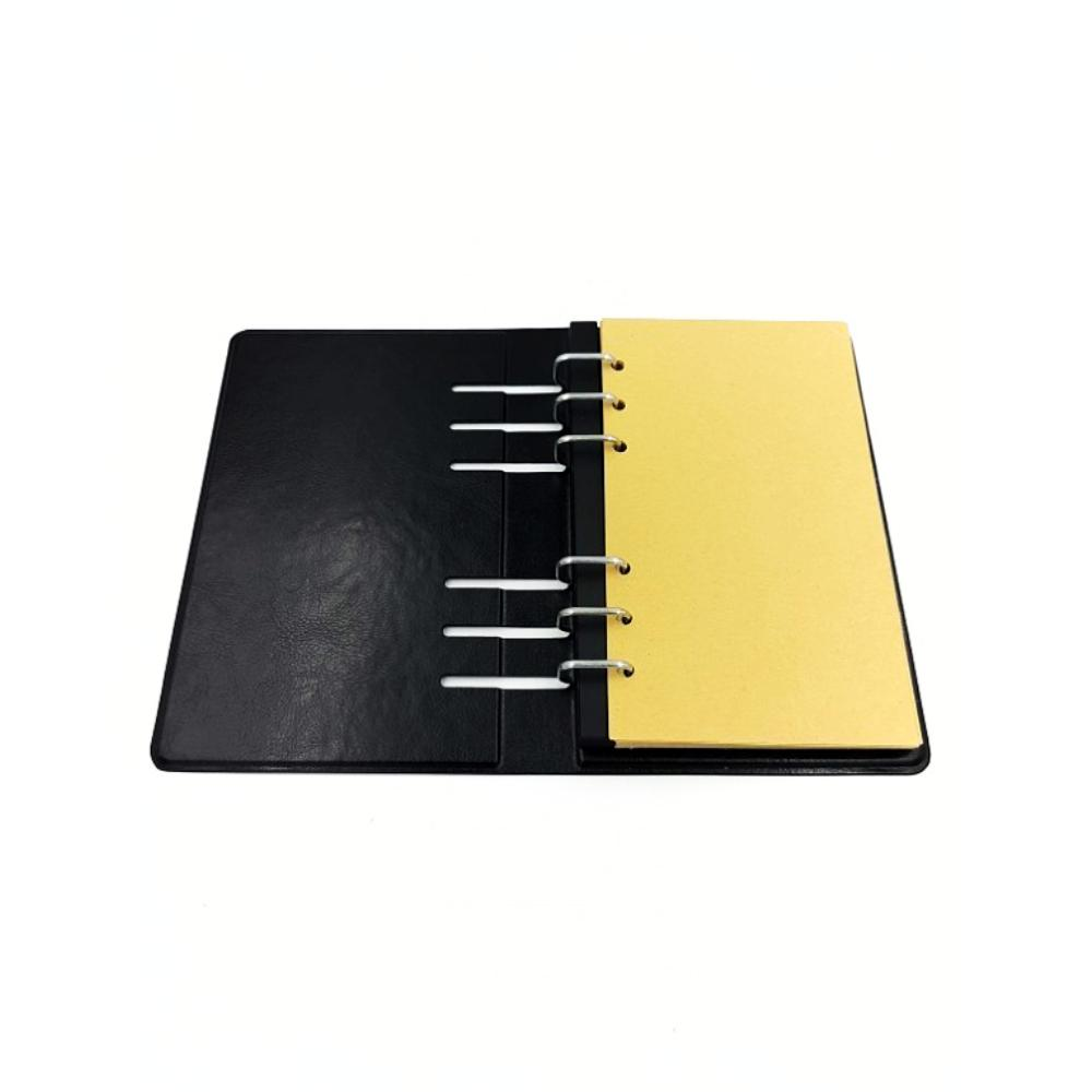 Lawmate® Binder Note Pad Textbook with In-Built Camera PV-NB10W Notebook Lecture Text Pad Writing Spy Cam Covert Invisible Hidden Lens Binding Class School Security Surveillance
