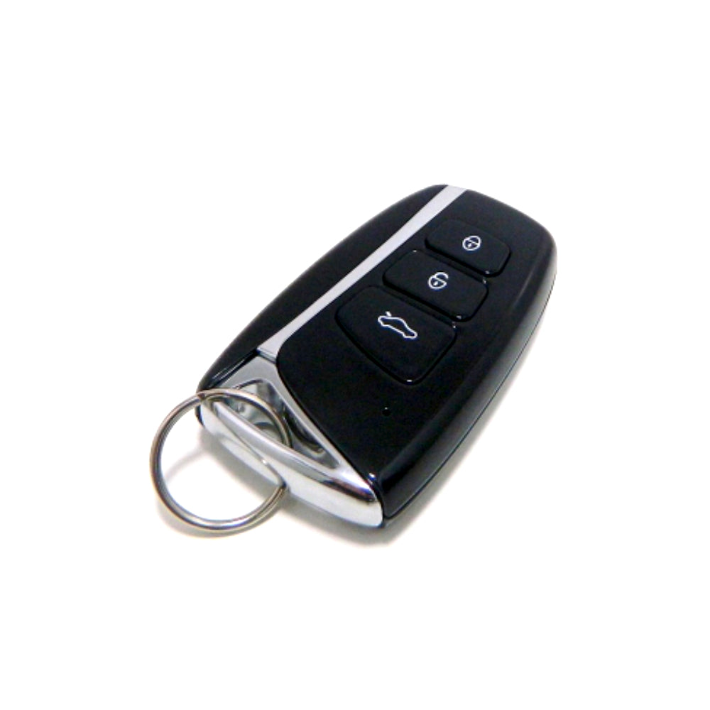 Lawmate® Car Keys with HD 1080P Built-In Camera PV-RC200HD2(KR) Covert Hidden Design Disguised Tech Cam Spy Surveillance Car Lock Locking Device Double Function