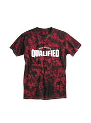Grace Makes Me Qualified - Custom Dyed Tees