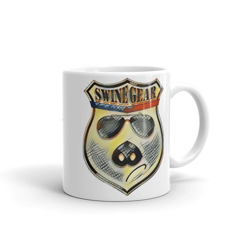11 oz Swine Gear Coffee Mug