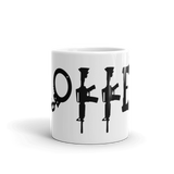 "Swine Gear ""Coffee"" logo coffee mug"
