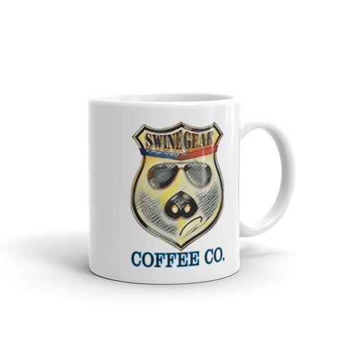 Swine Gear Coffee Nose Mug
