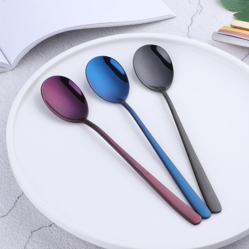7 Pieces USA Spoons