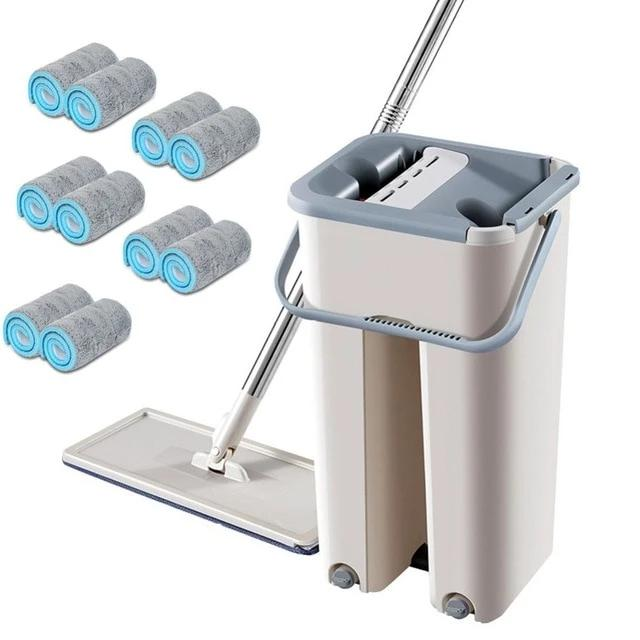 Luxeel™️ Automatic Dry Magic Mop Cleaner