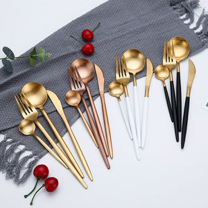 Luxurious Cutlery Set