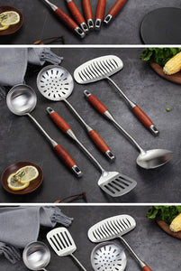 Wood Handle Cooking Tool