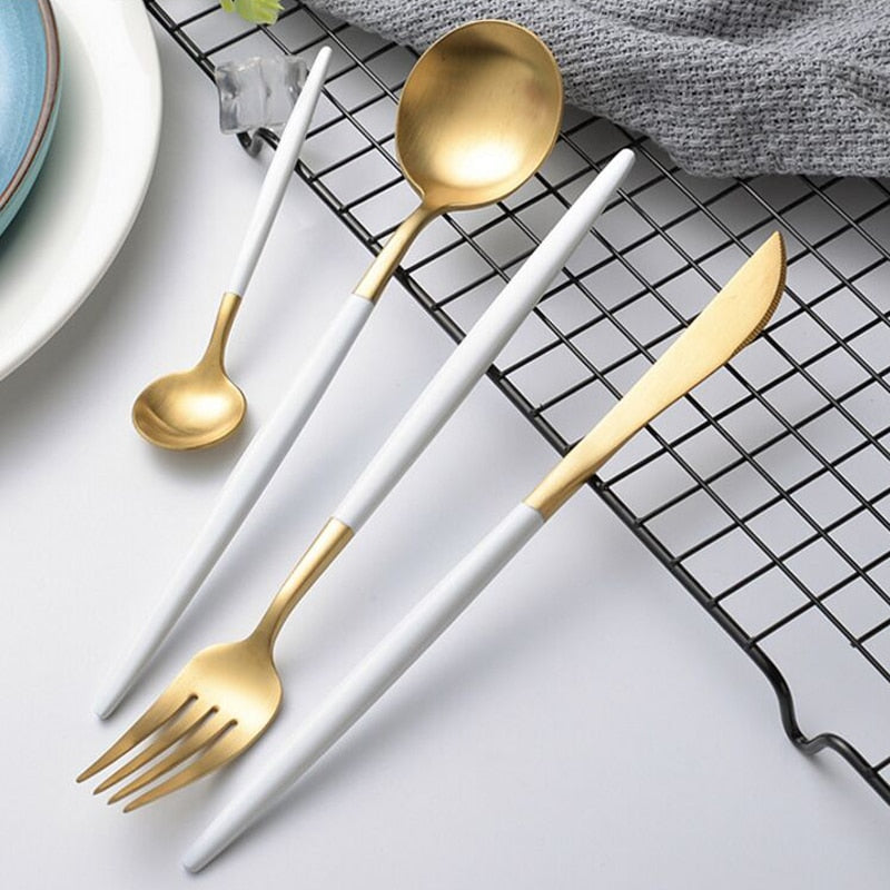 Luxurious Flatware