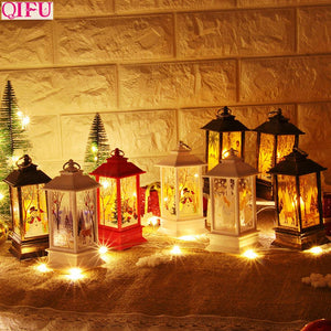 Christmas Decor Lantern Lights