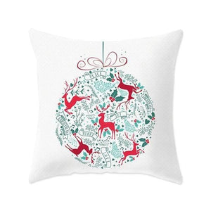 Santa Claus Pillowcase