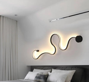 Modern Black and White Light