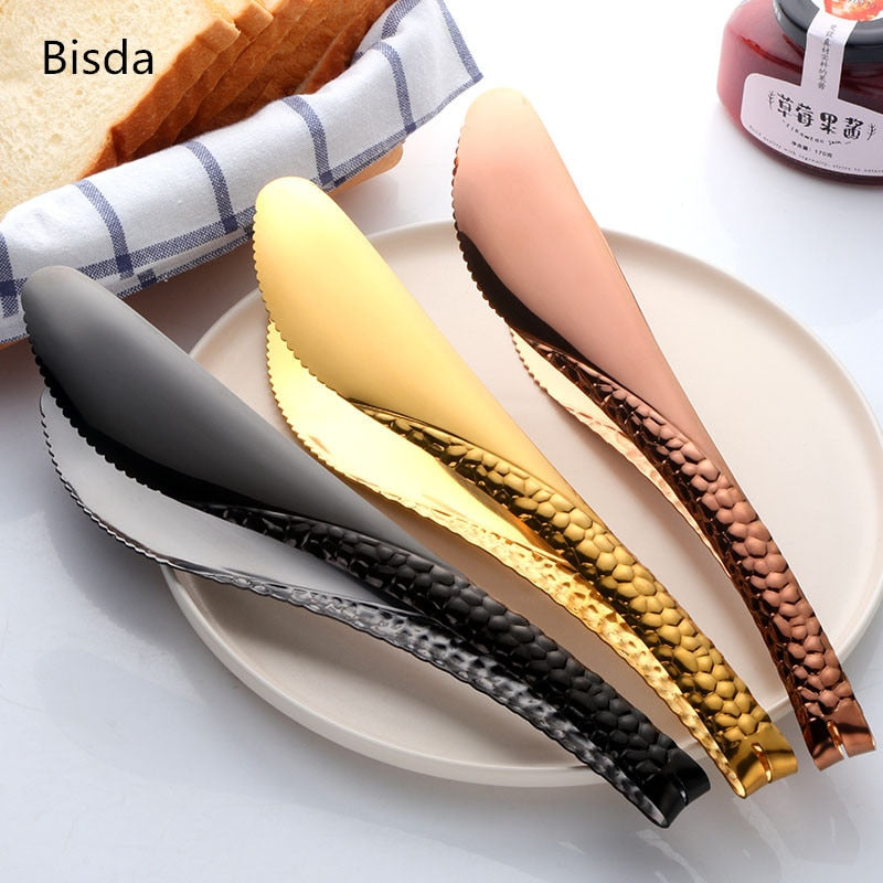4 Colors Top Quality Clip Tongs