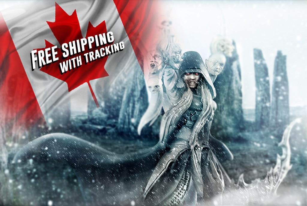 Canada: 🍁FREE Shipping + Tracking until July 2nd!