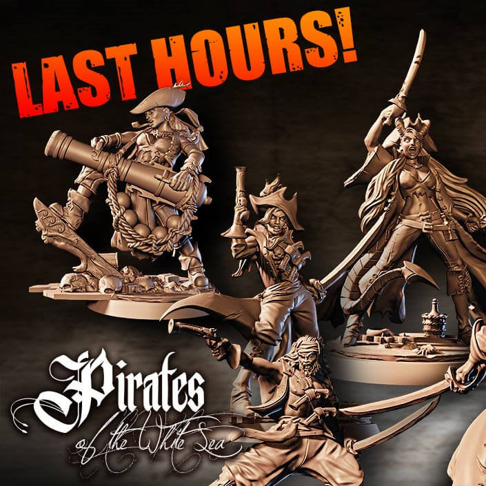 Last 36 hours to join and get the Pirates + Loyalty program