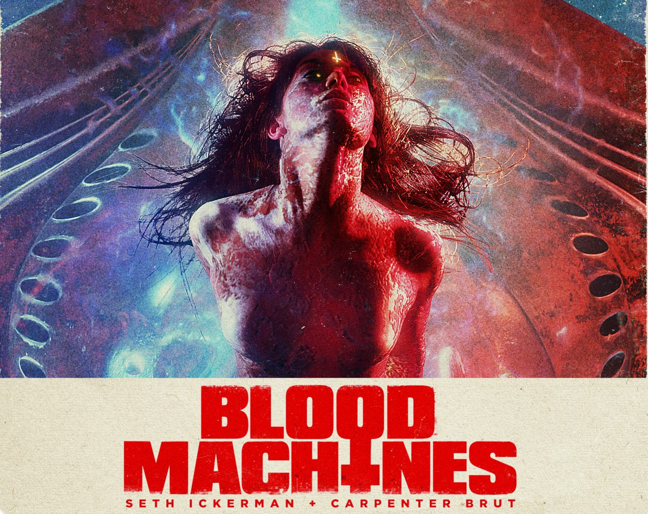 Blood Machines: The Last Campaign - Support Carpenter Brut's Kickstarter!