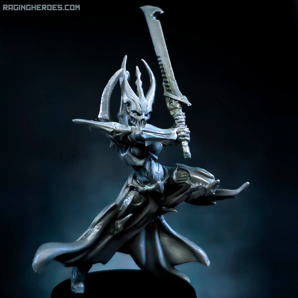Void Elves painted as Dark Eldars 🌌 Drukhari, Kabalite Warriors & more!
