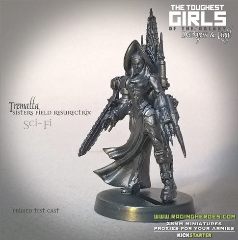 TGG2 Update #34 - First Monsters and Machine sculpts, and much more!