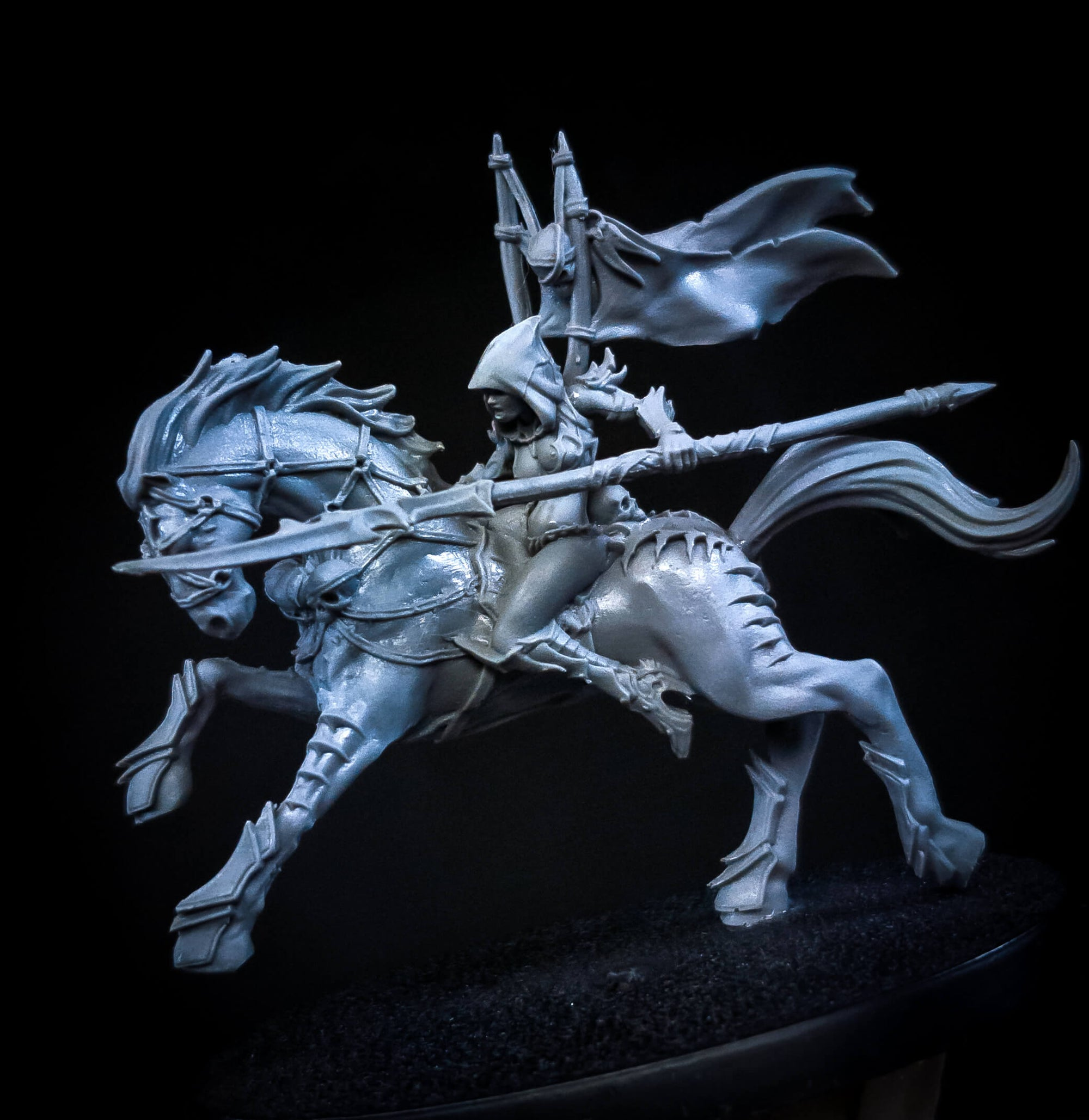 Make Dark Elves Cavalry great again!🐎 Yes they're finally here.