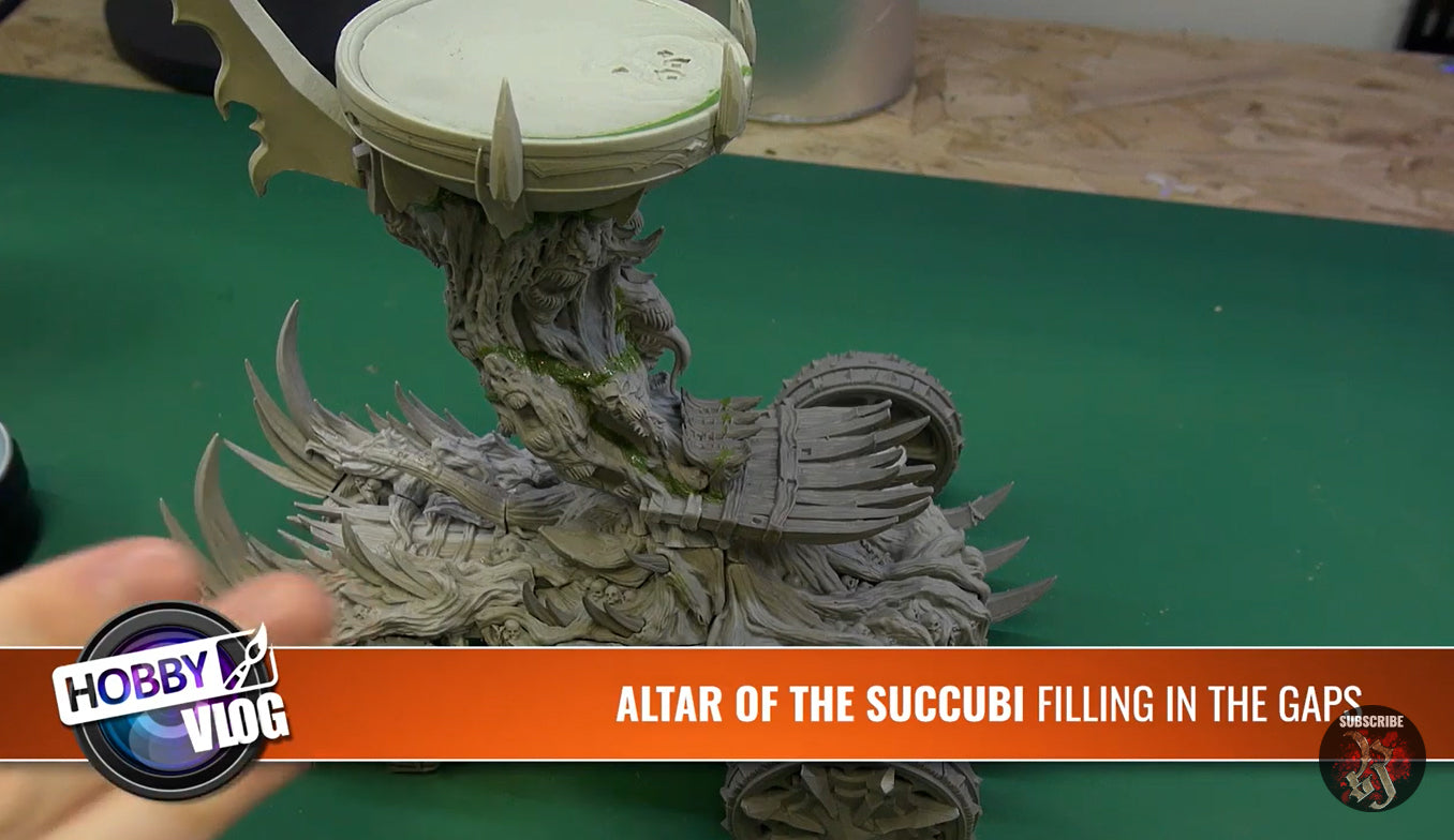 Episode 2: Beasts of War / OnTableTop Video Series - Altar of The Succubi