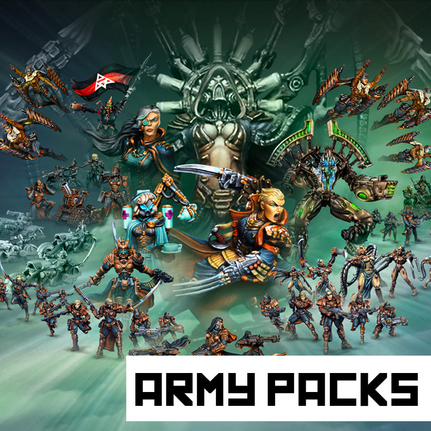 Army Packs