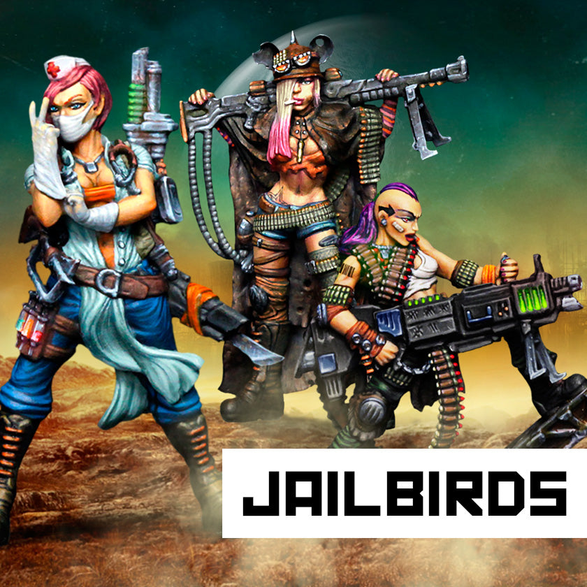 Jailbirds (JB)