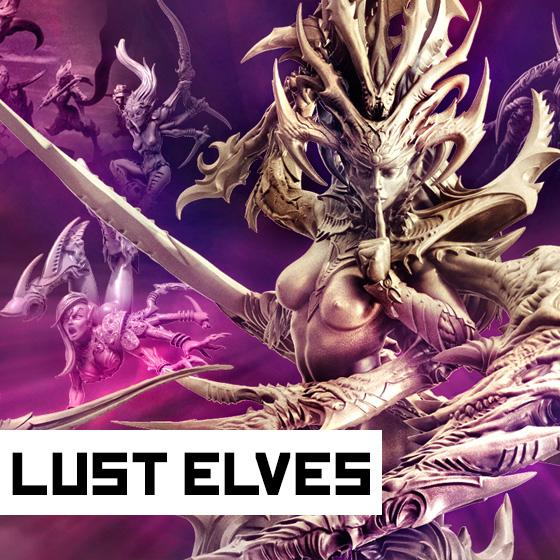 Lust Elves SF (LE - SF)