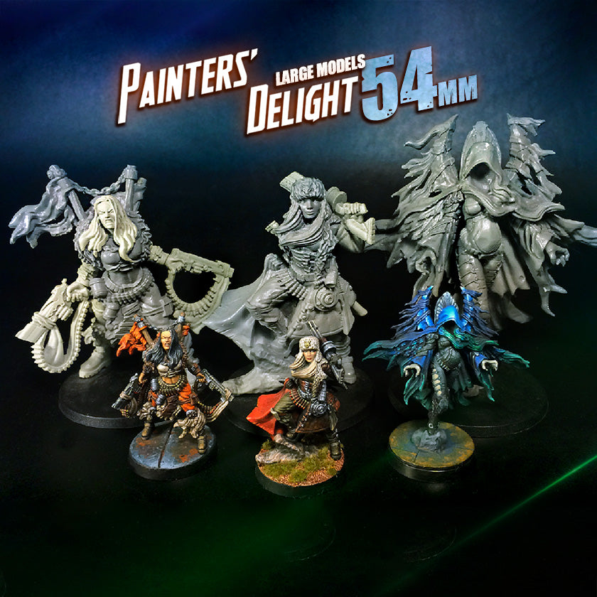 Painters' Delight - Large Models
