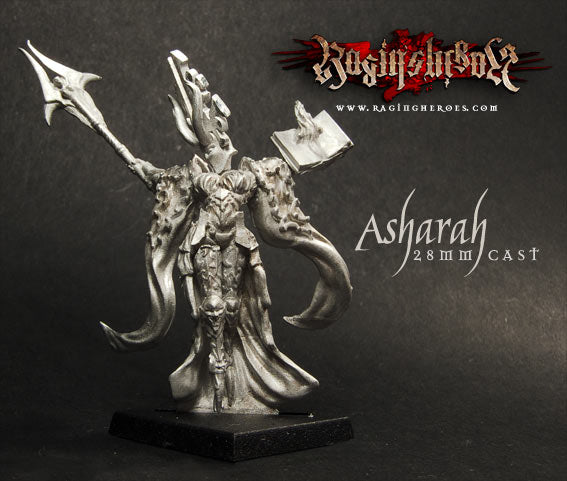 Asharah 28mm cast