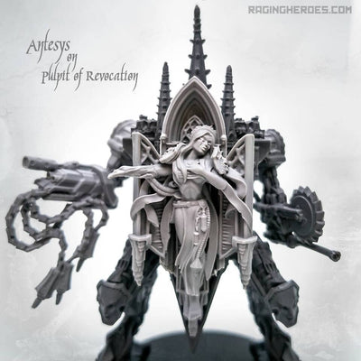 Machines of Theodicy Pack (SoEM - SF) - Raging Heroes