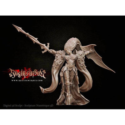 Asharah Legendary (54mm) - Anniversary Edition - Raging Heroes
