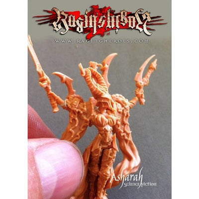 Asharah SF (28mm) - Raging Heroes