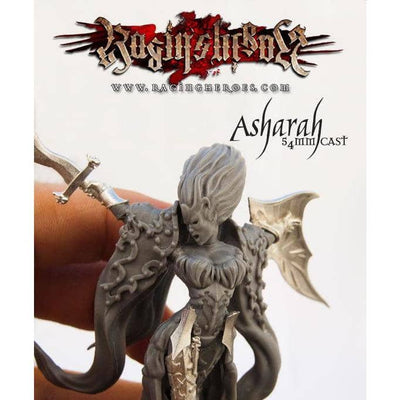 Asharah Legendary (54mm) - Anniversary Edition