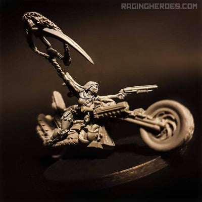 Hell Riders Daughters Box BCM #2 (SoEM - SF) - Raging Heroes