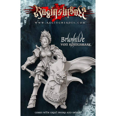 The von Königsmark Limited Edition Box - Raging Heroes