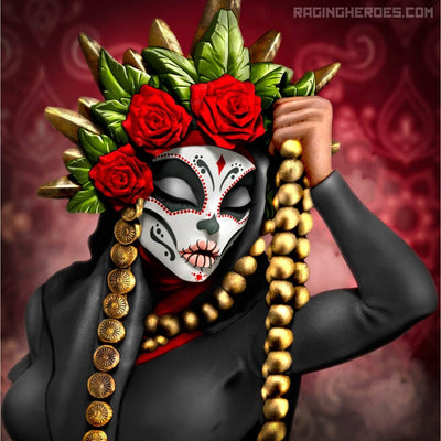 Daughters of the Crucible - Day of the Dead Edition - Troops (SoEM - SF) - Raging Heroes