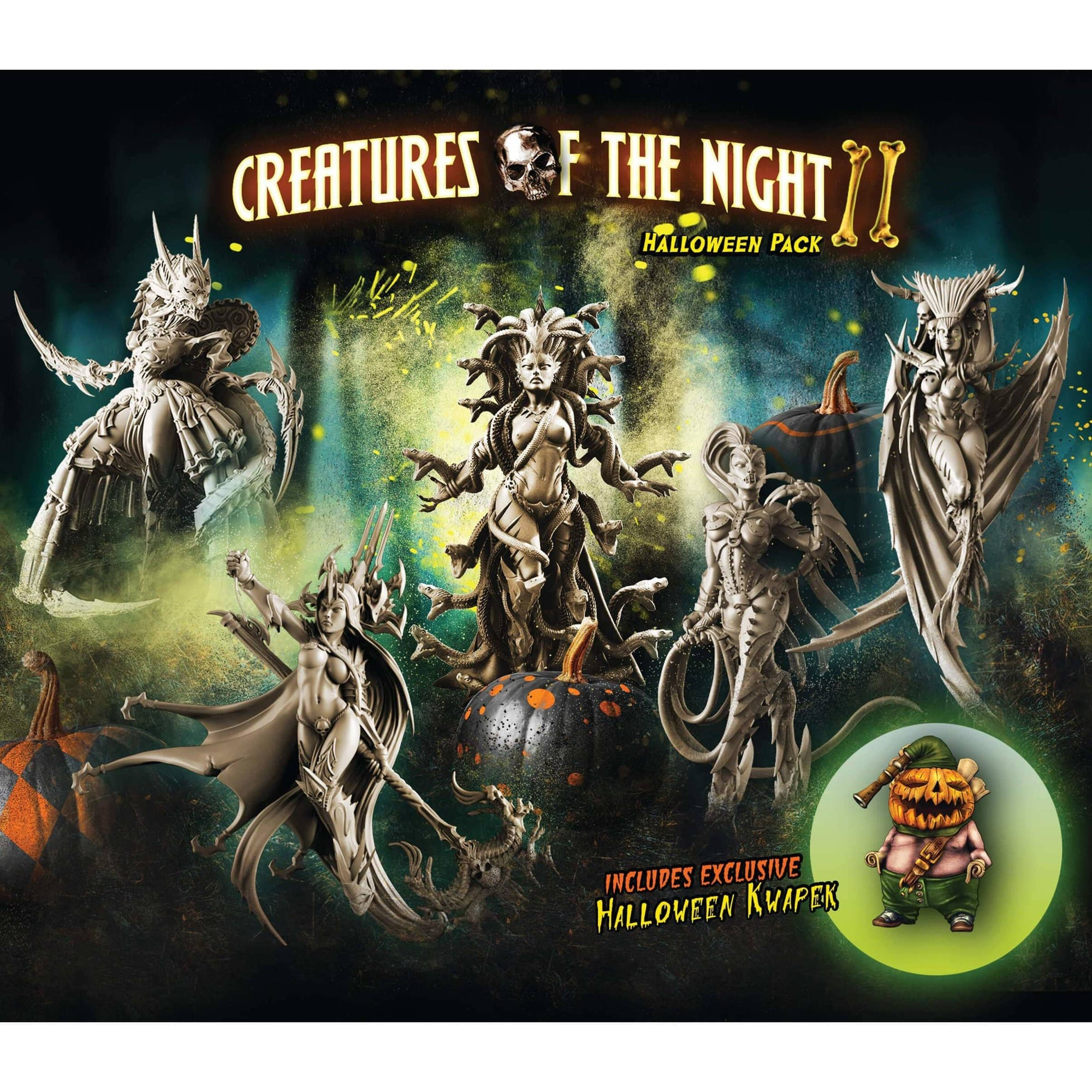 Creatures of the Night 2 - Halloween 2018 - Raging Heroes
