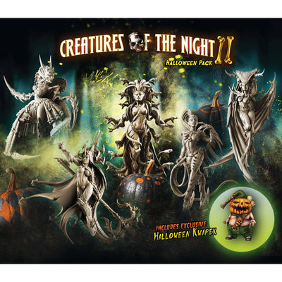 Creatures of the Night 2 - Halloween 2018