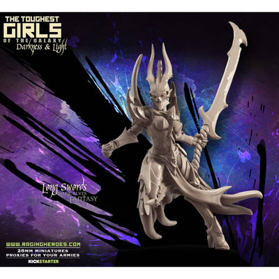 EXCLUSIVE Dark Mistress PEGASUS EXTENDED Pack (DE - F)