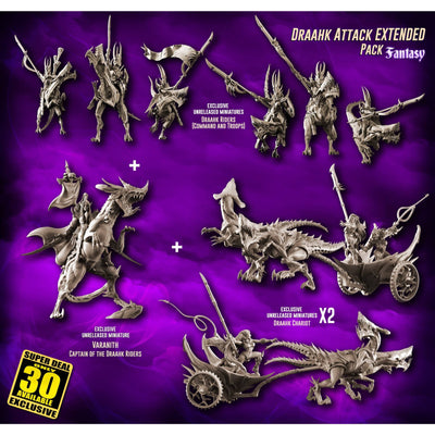 EXCLUSIVE Draahk Attack EXTENDED Pack (DE - F)