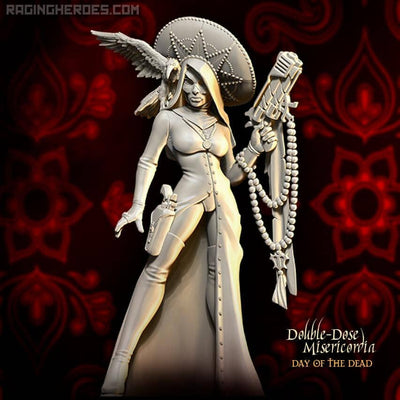 Daughters of the Crucible - Day of the Dead Edition - Command Group (SoEM - SF) - Raging Heroes