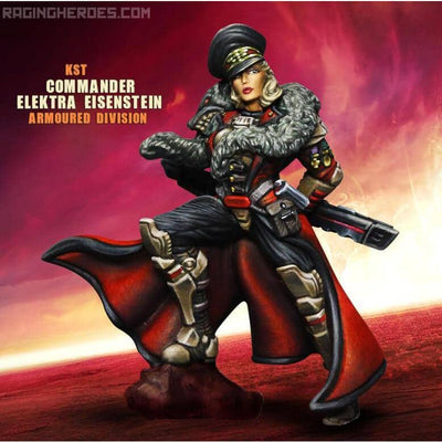 Emperor Servants Heroines (Mixed - SF)