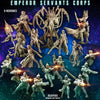 Emperor Servants Corps (Mixed IE - SF) - Raging Heroes